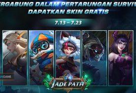 Mobile Legends Menghadirkan Event Berhadiah Skin Permanen Untuk Merayakan Jade Path