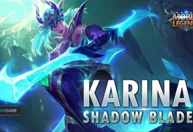 Guide Terbaru Hero Assassin Karina Mobile Legends