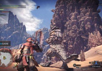Grafis Game Monster Hunter World Di PC Akan Sama Seperti Game Konsolnya