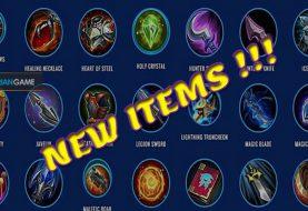 Inilah Item Yang Mendapat Perubahan Dan Item Terbaru Mobile Legends
