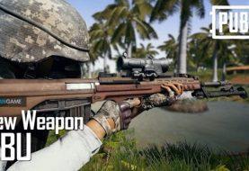 Inilah Senjata Baru PUBG Yang Menggantikan Senjata DMR Lama