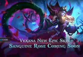 Inilah Penampilan Skin Epic Terbaru Hero Mage Vexana Mobile Legends