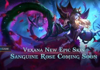 Inilah Penampilan Skin Epic Terbaru Vexana Mobile Legends