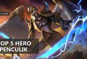 Inilah 5 Hero Mobile Legends Yang Bisa Menculik Musuhnya