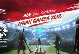 Inilah Format Pertandingan Dan Jadwal AOV di Asian Games 2018