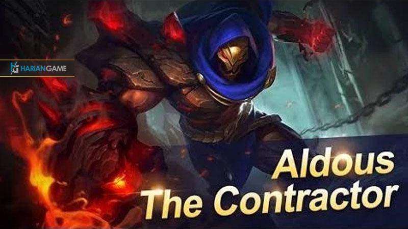 Inilah Guide Lengkap Hero Fighter Aldous Mobile Legends