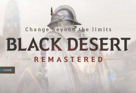 Versi Remaster Dari Game Black Desert Online Menampilkan Grafis Yang Keren