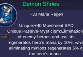 Inilah 5 Hero Mobile Legends Yang Sangat Diwajibkan Menggunakan Item Demon Shoes Versi Hariangame