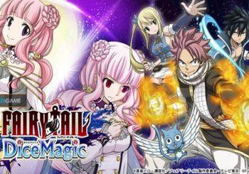 Game Mobile RPG Fairy Tail DiceMagic Membuka Masa Pra Registrasi