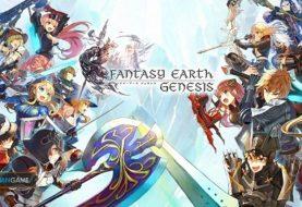 Inilah Game Mobile Fantasy Earth Genesis RPG 50v50 Buatan Square Enix & Asobimo
