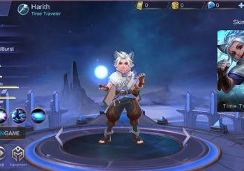 Inilah Penampilan Hero Mage Baru Harith Mobile Legends