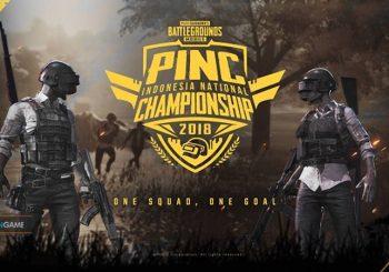 Turnamen PUBG MOBILE Indonesia National Championship