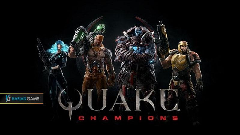 Game Quake Champions Sudah Diresmikan Bethesda Menjadi Game Gratis