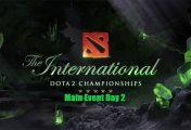 Rekap Hari Kedua Main Event The International 8 Dota 2