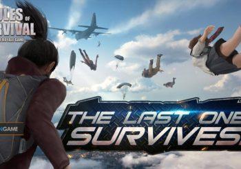 Game Rules of Survival Banyak Menghadirkan Banyak Fitur Baru Pada Update Hari Ini