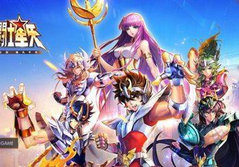 Tencent Sudah Resmi Merilis Game Mobile RPG Saint Seiya