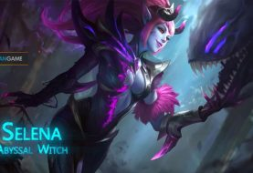 Inilah Build Lengkap Hero Hybrid Selena Mobile Legends