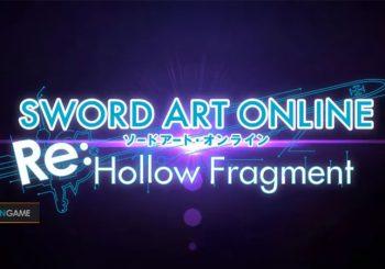 Game Sword Art Online Re: Hollow Fragment Akan Mulai Dirilis Pada Akhir Bulan Ini