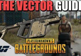 Tips Attachment Untuk Senjata Monster Jarak Dekat SMG Vector PUBG