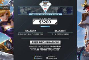 Buruan Daftar Turnamen Online Mobile Legends Dengan Total Hadiah 3200$