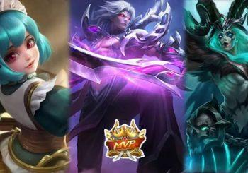 Inilah 5 Hero Mobile Legends Yang Mudah Dapat MVP!