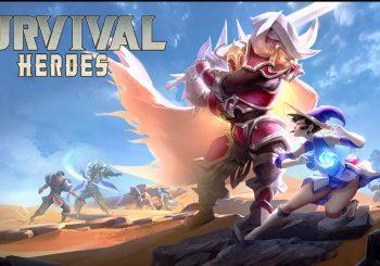 Survival Heroes: Game MOBA x Battle Royale Telah Resmi Dirilis