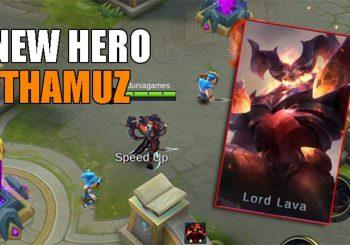 Inilah Penampilan Hero Fighter Baru Thamuz Mobile Legends