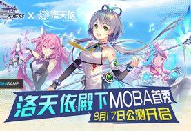 Inilah Penampilan Game MOBA 300 Heroes Mobile