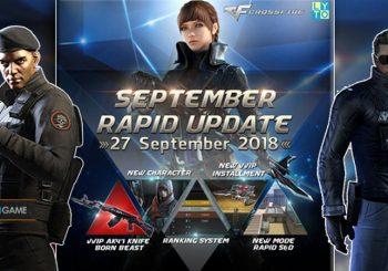 Inilah September Rapid Update Terbaru Dari Crossfire Next Generation