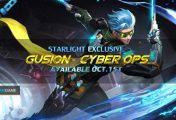 Inilah Penampilan Skin Exclusive Terbaru Starlight Member Hero Gusion Mobile Legends