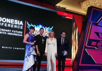 Indonesia Salah Satu Negara Penyumbang Pengguna Aktif Terbesar Mobile Legends