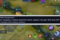 Inilah Update Item Jungle Mobile Legends Yang Wajib Kalian Ketahui
