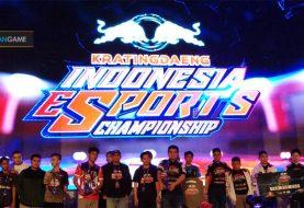Inilah Para Pemenang Kratingdaeng Indonesia Esports Championship 2018