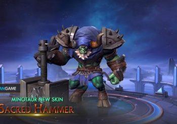Inilah Penampilan Skin Terbaru Hero Minotaur Mobile Legends