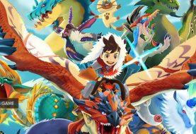 Game Mobile Monster Hunter Stories Versi Inggris Kini Sudah Dirilis