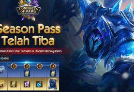 Mobile Legends Menghadirkan Event Season Pass Untuk Meramaikan Awal Season