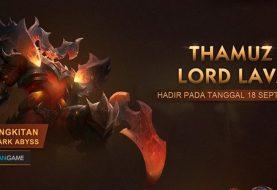 Inilah Penampilan Hero Fighter Thamuz Yang Akan Segera Hadir Di Mobile Legends