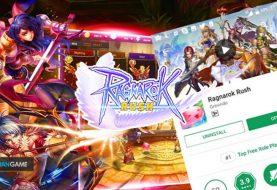 Hanya Dalam 3 Hari Game Mobile Ragnarok Rush Menduduki Posisi Pertama Di Google Play