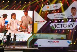 Jepang Juarai Cabang eSPorts Pro Evolution Soccer Asian Games 2018