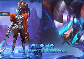 Hero Fighter Mobile Legends Alpha Akan Mendapatkan Buff Pada Update 1.3.18