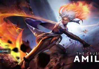 Inilah Penampilan Hero Baru Amily Yang Akan Hadir di Arena of Valor
