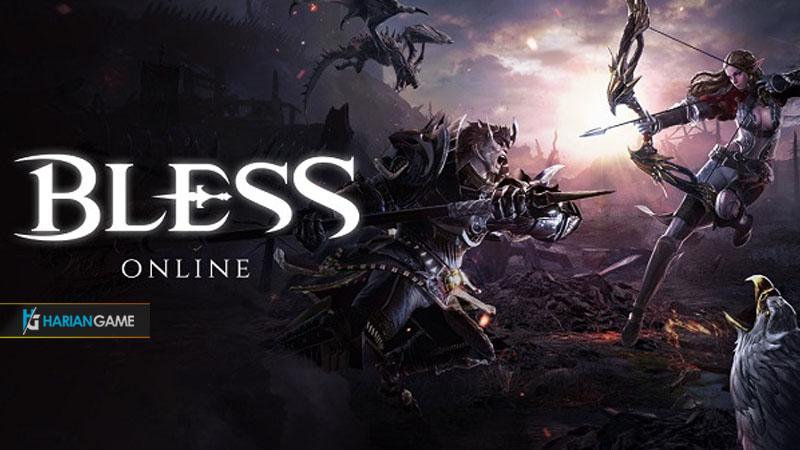 Game MMORPG Bless Online Akan Segera Dirilis Di Steam Pada Bulan Ini
