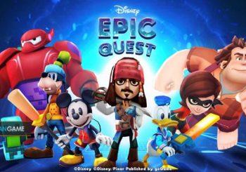 Inilah Game Mobile Terbaru Disney Epic Quest