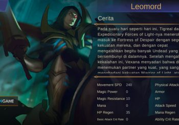 Guide Hero Fighter Terbaru Leomord Mobile Legends