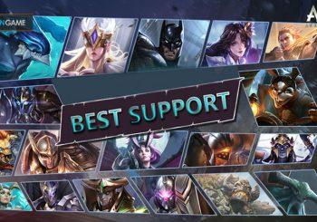 Inilah Kumpulan Hero Support AoV Terbaik Saat Ini