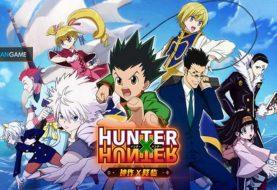 Game Mobile Hunter x Hunter Bergenre Action RPG Resmi Dirilis Bandai Namco
