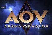 AoV Membagikan Kode Reedem Gratis Serta Merilis Logo AoV Yang Baru
