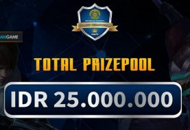 Turnamen Mobile Legends College Championship Dengan Prize Pool Sebesar 25 Juta Rupiah