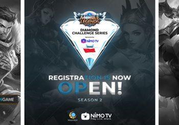 Ayo Buruan Daftarkan Team Kalian Di Mobile Legends Diamond Challenge Series Season 2