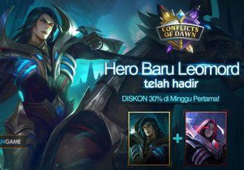 Hero Fighter Terbaru Leomord Kini Sudah Hadir Di Original Server Mobile Legends